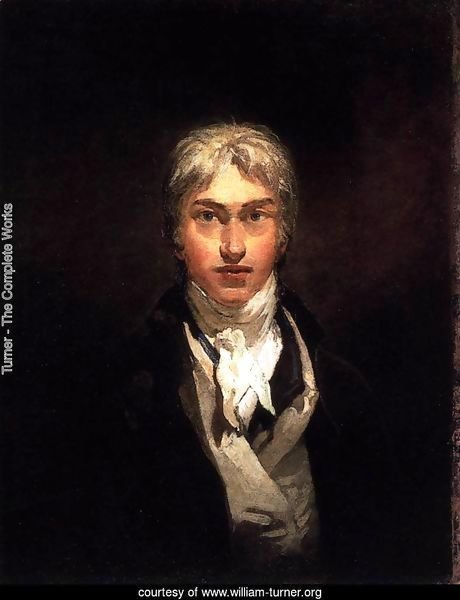 Self-Portrait c. 1799