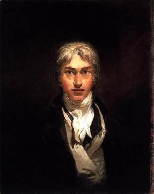 Turner - Self-Portrait c. 1799