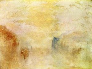 Turner - Sunrise Between Two Headlands