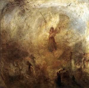 Turner - The Angel Standing in the Sun 1846