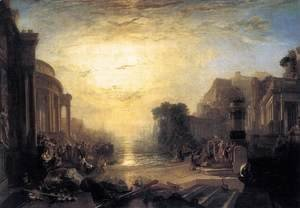 Turner - The Decline of the Carthaginian Empire 1817