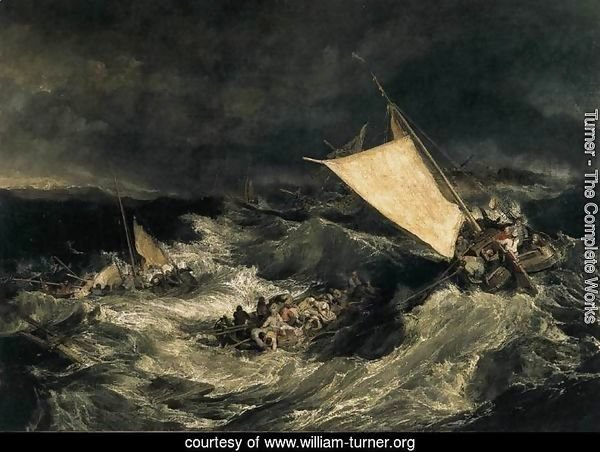 The Shipwreck c. 1805