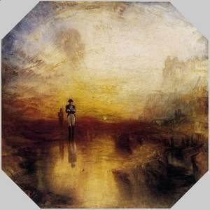 Turner - War, the Exile and the Rock Limpet 1842