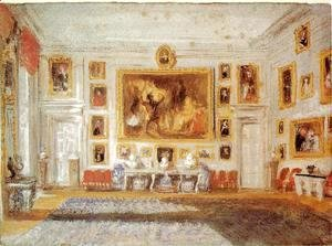 Turner - Petworth: the Drawing room