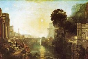 Turner - Dido Building Carthage (or The Rise of the Carthaginian Empire)