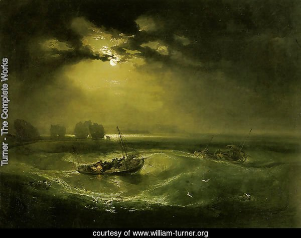 Fishermen at Sea (or The Cholmeley Sea Piece)