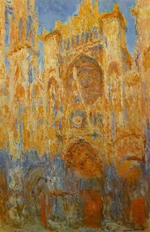 Turner - Rouen Cathedral