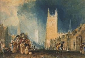 Turner - Stamford, Lincolnshire