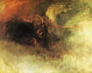 Turner - Death on a Pale Horse