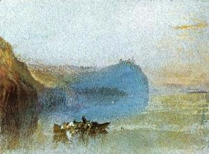Turner - Scene on the Loire