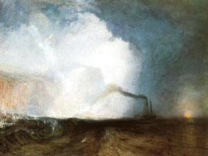 Turner - Staffa, Fingal's Cave