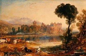 Turner - Linlithgow Palace, 1821