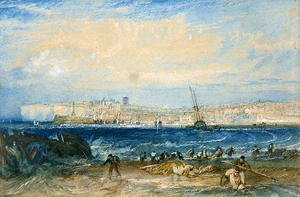 Turner - Margate, c.1822