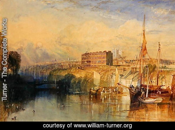 Exeter, c.1827