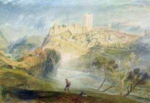 Turner - Richmond, Yorkshire