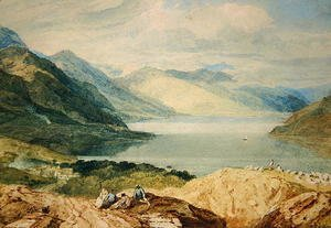 Turner - Loch Lomond