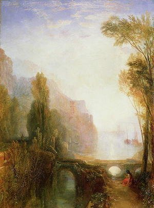 Turner - Banks of the Loire