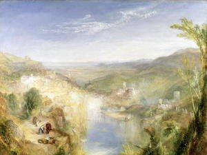 Turner - Modern Italy - The Pifferari, 1838