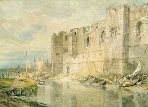 Turner - Newark-upon-Trent, c.1796