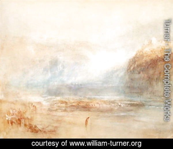 Turner - Falls of the Rhine at Schaffhausen, 1841