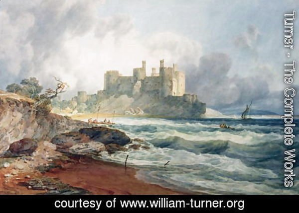 Turner - Conway Castle 2