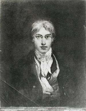 Turner - Self portrait, 1798
