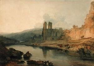 Turner - St Agathas Abbey, Easby