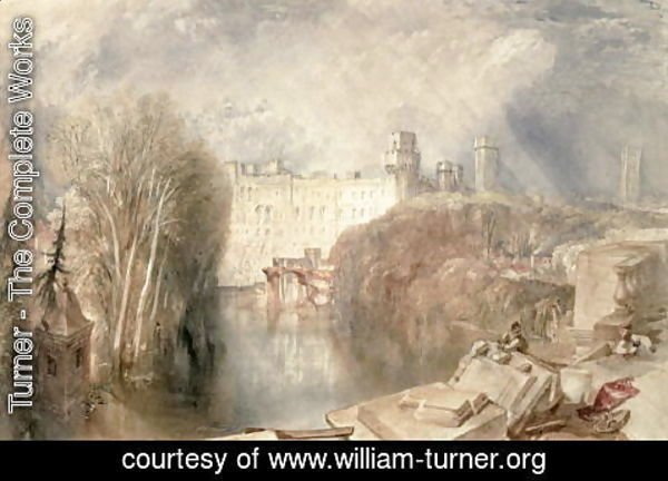 Turner - Warwick Castle