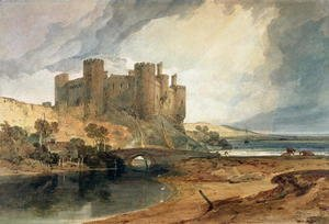 Turner - Conway Castle 4