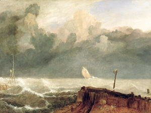 Turner - Port Ruysdael