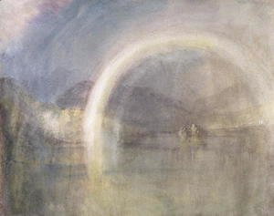 Turner - Rainbow Over Loch Awe, c.1831
