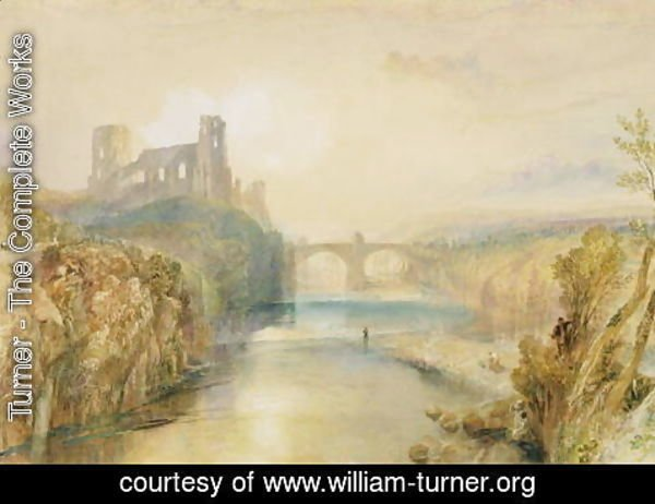 Turner - Barnard Castle