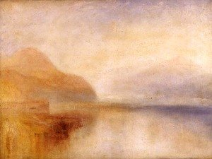 Turner - Inverary Pier, Loch Fyne, Morning, c.1840-5