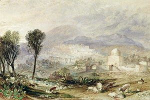 Rachels Tomb at Ramah, c.1835