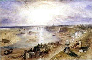 Turner - Shoreham, c.1830
