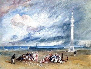 Yarmouth Sands, c.1824-30