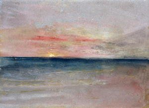 Turner - Sunset