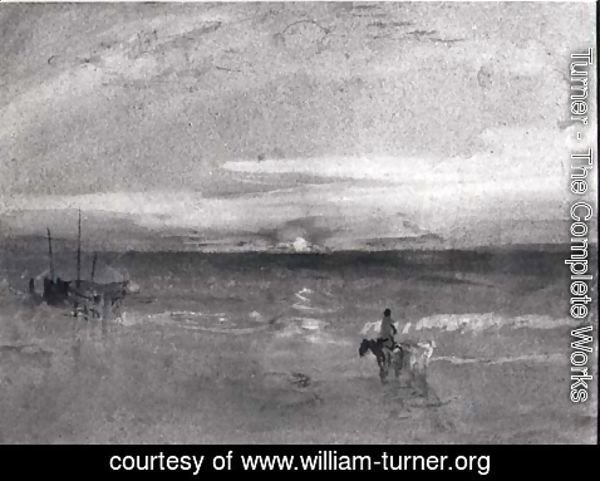 Turner - Sunset 2