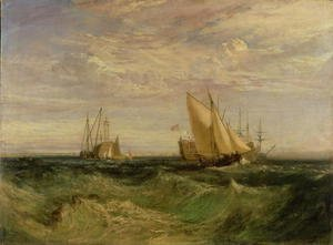 The Confluence of the Thames and the Medway, c.1808
