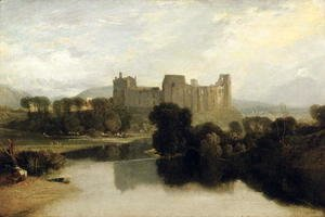 Turner - Cockermouth Castle, c.1810