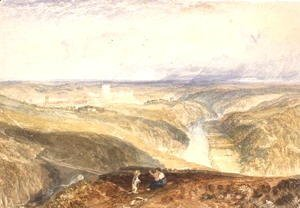 Turner - Richmond, Yorkshire, c.1825-28