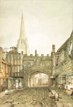 Gateway to the Close, Salisbury