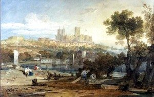 Turner - View of Lincoln