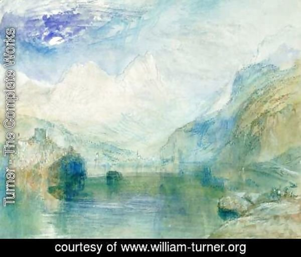 Turner - The Lowerzer See