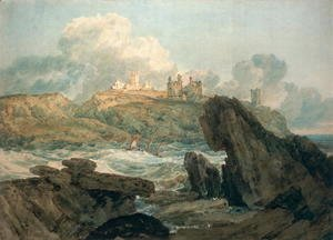 Turner - Dunstanburgh Castle