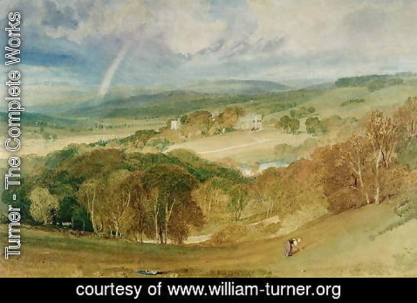 Turner - The Vale of Ashburnham, Sussex