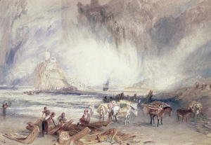 Turner - St. Michaels Mount