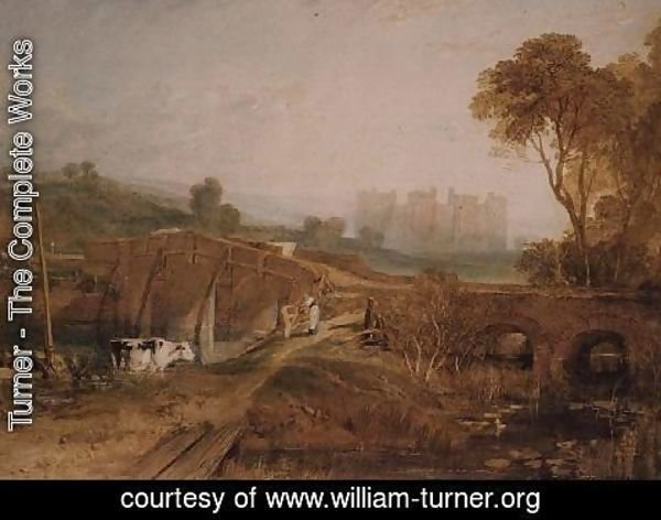 Turner - Conway Castle 5