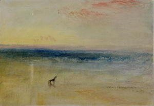 Turner - Dawn after the Wreck, c.1841