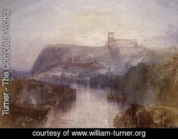 Turner - Whitby 2